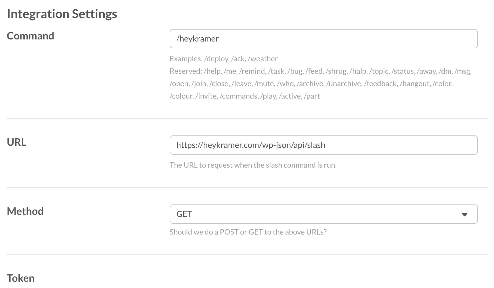 Andy Brudtkuhl | Slack Slash Command With WordPress REST API